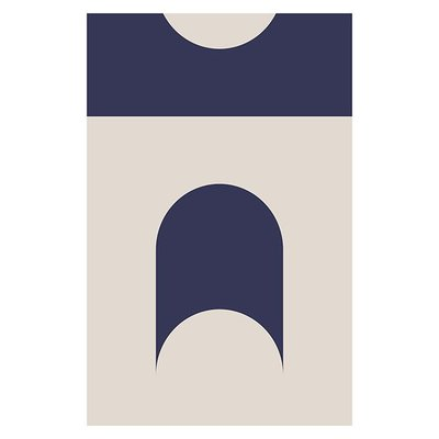 The Picturalist Framed Print on Rag Paper: Untitled 750 by Pedro Nuka