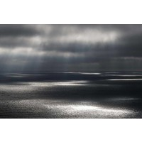 Print on Paper US250 - Rain Storm at Sea