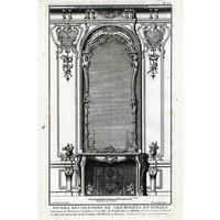 French Fireplace Mantel 2