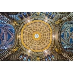 Facemount Acrylic - Basilica Splendor 1/4 inch Thick Acrylic Glass