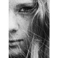 Facemount Acrylic: Vintage Portrait