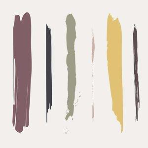 Framed Print on Rag Paper: Study in Neutrals