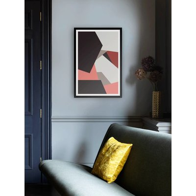 The Picturalist Framed Print on Rag Paper: Untitled 450 by Pedro Nuka