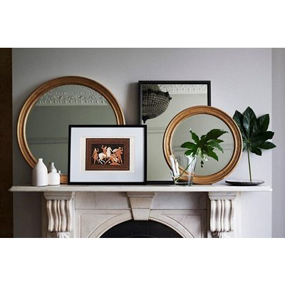 The Picturalist Framed Print on Rag Paper: archived Amazonomachy From the Cabinet of Antiquities of Sir William Hamilton