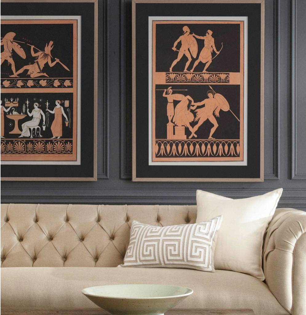Legend and History- Masterpieces in your Home Decor