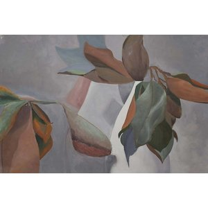 Framed Print on Rag Paper: Magnolia