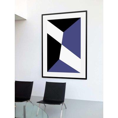 Framed Print on Rag Paper Pedro Alonso Miranda Untitled 3450