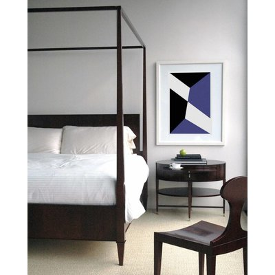 Framed Print on Rag Paper: Untitled 3450 by Pedro Nuka