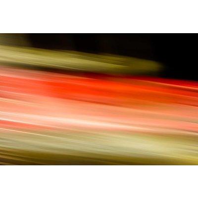 Facemount Acrylic: Wassily Kazimirski Berlin Citylights 3.  1/4 Inch Thick Acrylic Glass