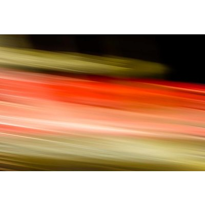 The Picturalist Framed Facemount Acrylic: Wassily Kazimirski Berlin Citylights 3.  1/4 Inch Thick Acrylic Glass