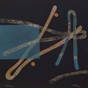Framed Print on Rag Paper: Cinterias 10 by Lidia Beiza