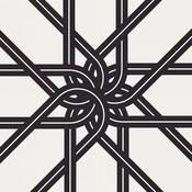 The Picturalist Framed Print on Rag Paper: Chain Flower by Alejandro Franseschini