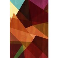 Framed Print on Rag Paper: Cristalline I