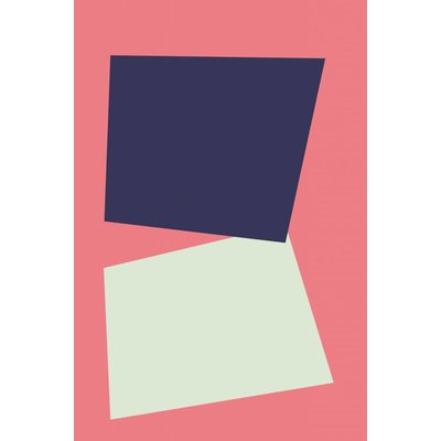 Framed Print on Rag Paper: Untitled 3053 by Pedro Nuka