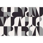 The Picturalist Framed Print on Rag Paper: Grafiko 1 by Alejandro Franseschini