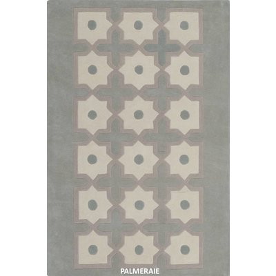 Hand Tufted 100 % NZ Wool Moucharabieh Hand Tufted