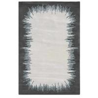 Hand Tufted 100 % NZ Wool Ikat HandTufted