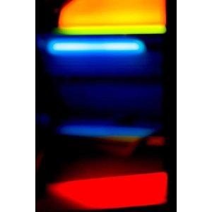 Framed Facemount Acrylic Berlin Citylights 1