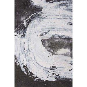 Framed Print on Canvas Oblivion I Canvas