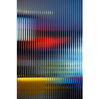 Facemount Acrylic - Iridescence 1/4 Inch Thick Acrylic Glass