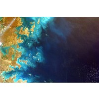 The Picturalist Framed Print on Rag Paper: Nasa Space View
