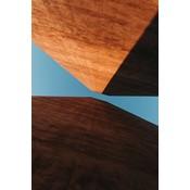 Framed Print on Rag Paper Tension by T. Haber