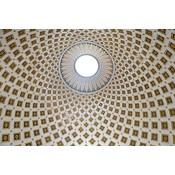 Facemount Acrylic: Converging Dome