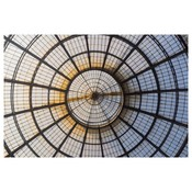 Framed Facemount Acrylic Glass Dome by J. Shaw 1/4 Inch Thick Acrylic Glass