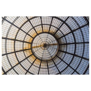 Framed Facemount Acrylic Glass Dome