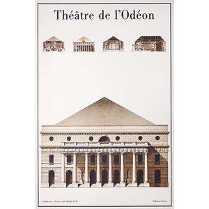 Print on Paper US250 - Le Théâtre de L'Odéon