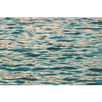 Framed Print on Rag Paper: Water Pattern