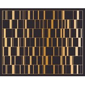 Facemount Acrylic - Black Gold Screen 1/4 Inch Thick Acrylic Glass