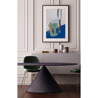 The Picturalist Framed Print on Rag Paper: Kruste by Encarnacion Portal Rubio
