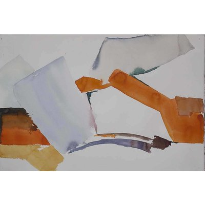 Framed Print on Rag Paper: Subliminal II by Encarnacion Portal Rubio