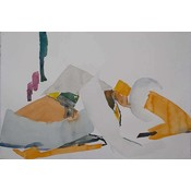 The Picturalist Framed Print on Rag Paper: Subliminal I by Encarnacion Portal Rubio