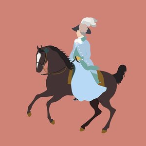 The Picturalist Framed Print on Rag Paper: Princess Federika