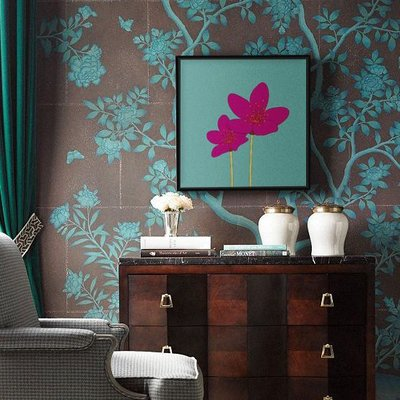 The Picturalist Framed Print on Rag Paper: Bird of paradise flower Strelitzia