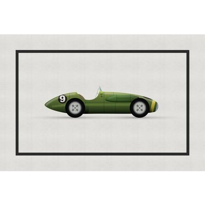 The Picturalist Framed Print on Rag Paper: Vintage Formula The A Series