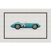 Vintage Formula Aston Martin