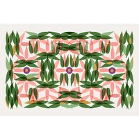 The Picturalist Framed Facemount Acrylic: Kaleidoscope in Pink Facemount Acrylic