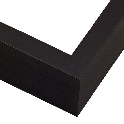 Black Frame for Shadowboxes, solid wood