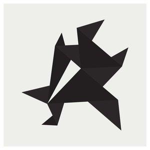 Framed Print on Rag Paper: Origami 4
