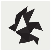 The Picturalist Framed Print on Rag Paper: Origami 3