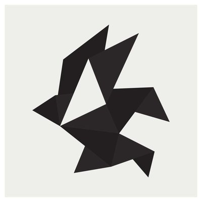 The Picturalist Framed Print on Rag Paper: Origami 3 by Alejandro Franseschini