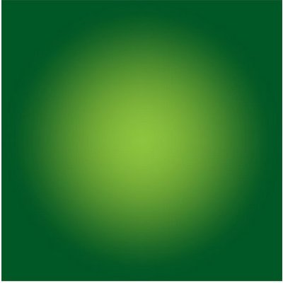 The Picturalist Framed Facemount Acrylic: Green Halo by Alejandro Franseschini