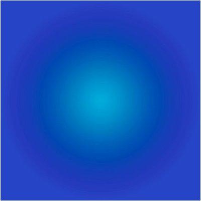 Cerulean Blue Halo by Alejandro Franseschini