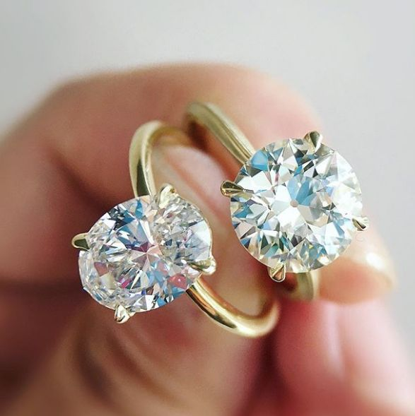 20 Engagement Ring Instagram Accounts You Should Follow Right Now