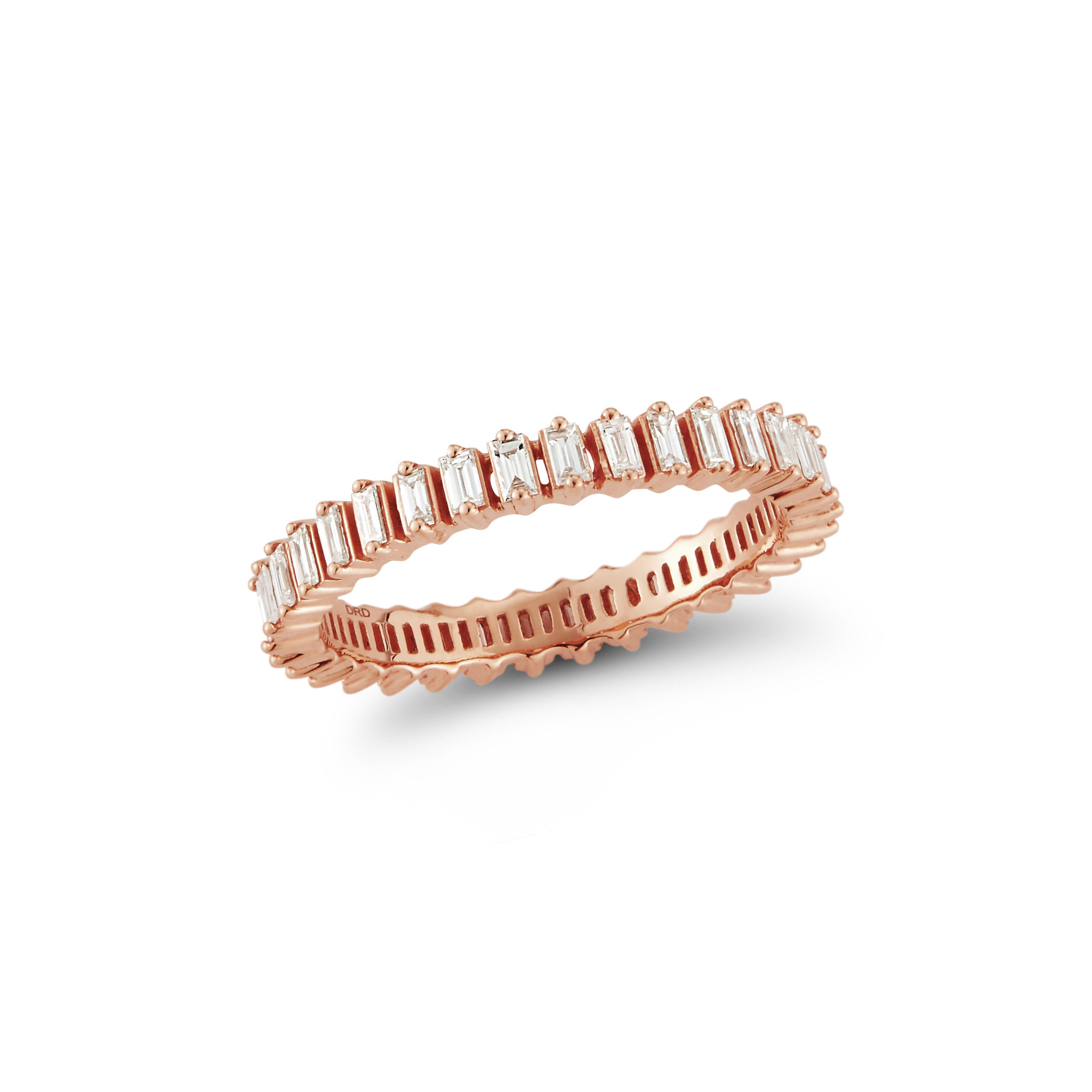 Dana Rebecca Sadie Diamond Baguette Eternity Ring