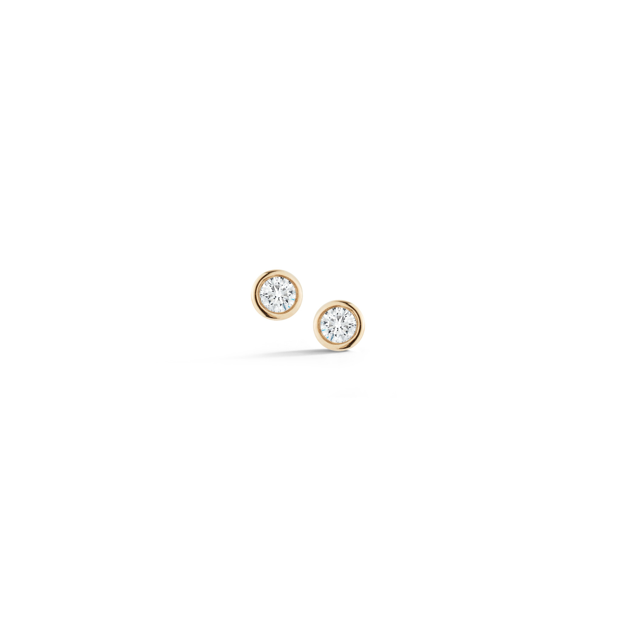 Dana Rebecca Lulu Jack TinyBezel Diamond Earrings