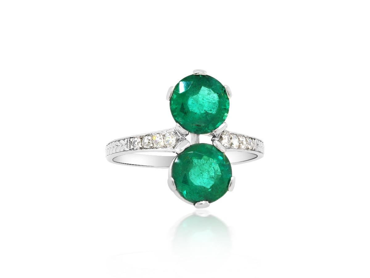 Antique Ring E1959 Trabert Goldsmiths